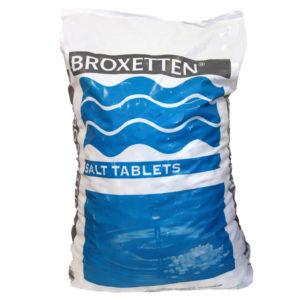 Соль для фильтра «Broxetten»